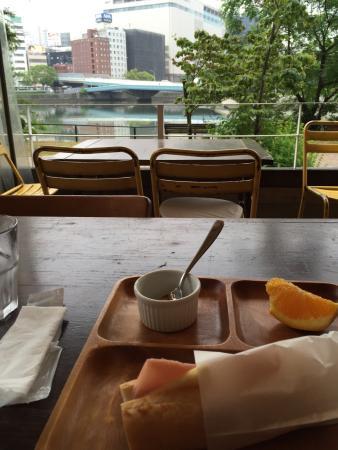 Hotel Flex: 朝食