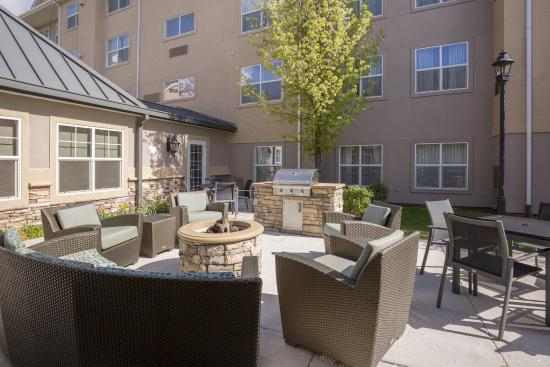 Residence Inn Boise West: Patio