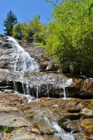 Graveyard Falls: Upper Falls