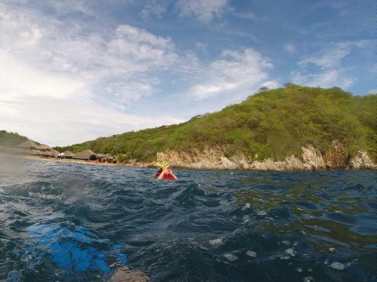Playa Entrega: La ENTREGA