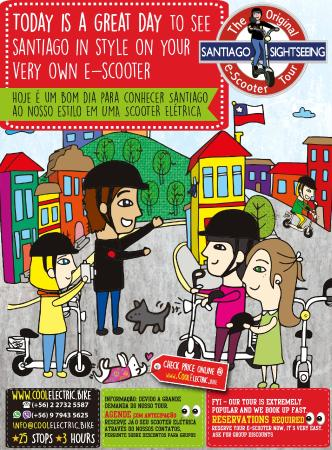 The Original Electric Scooter Tour