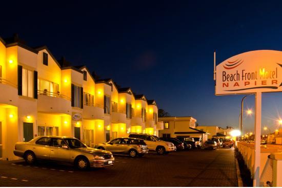 Beach Front Motel Napier : City View Studios (Apartment & Family)