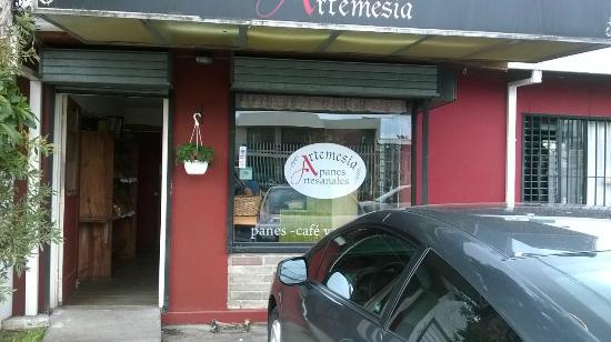 写真Artemesia Panes Artesanales枚