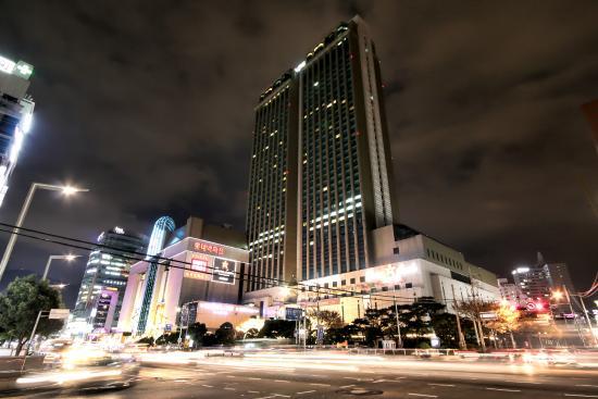 Lotte Hotel Pusan