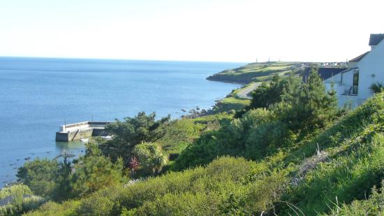 Cloneen Bed & Breakfast: View of Tramore shoreline