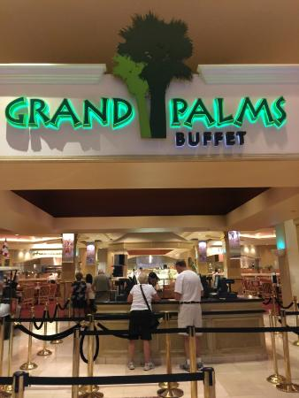 Grand Palms Buffet