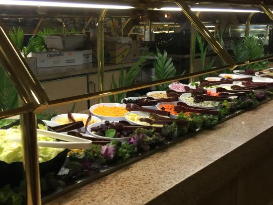 salad bar picture of grand palms buffet  rancho mirage