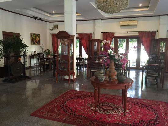 Vayakorn Inn: Le lobby
