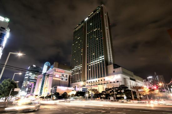 釜山樂天酒店張圖片