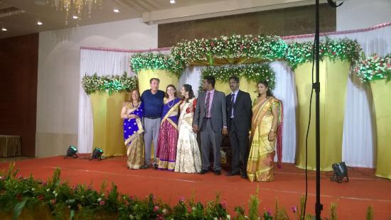 Taj Hotel & Convention Centre, Agra: Guests at Radisson Blu