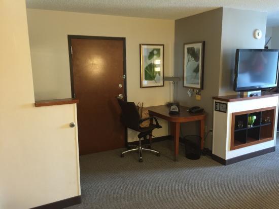 Hyatt Place Denver Airport: Mein Zimmer