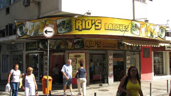 Rios Lanches