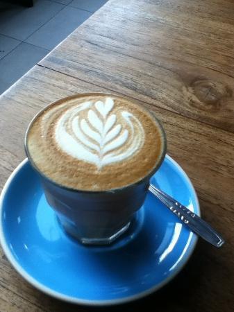 Sacred Ground: great coffee
