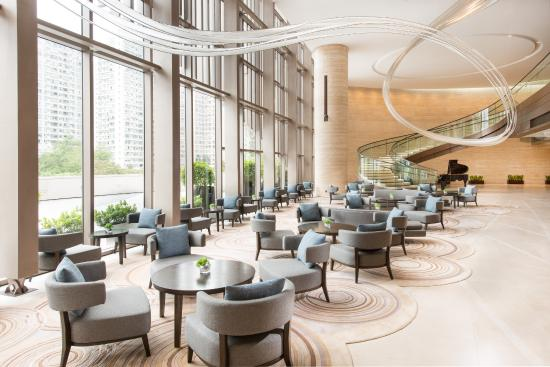 Lobby Lounge (Courtyard by Marriott Hong Kong Sha Tin)