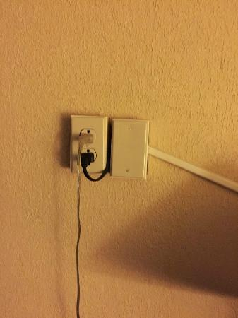 Ramada Harrisonburg: added outlet