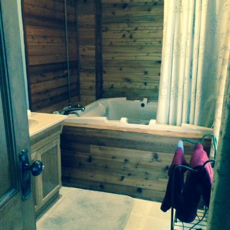Our Cab Rm Jacuzzi Tub Shower Jets Didn T Function But Tub