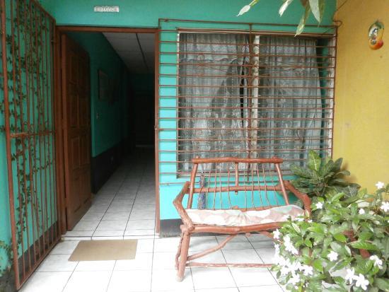 Nicaragua Guest House : Entrada