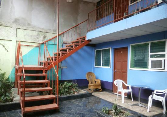 Nicaragua Guest House : Area de las Habitaciones