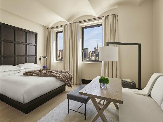 Pleasing Superior Room Picture Of The New York Edition New York Home Interior And Landscaping Eliaenasavecom