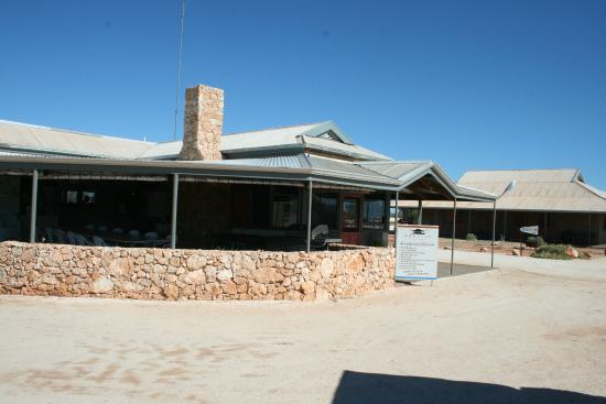 Hamelin Station Stay : beautiful place