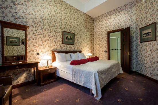 Barons Boutique Hotel: Standard double/twin room