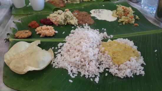 Amrutha Vegetarian Restaurant