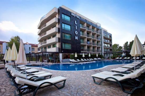 LION Hotel Sunny Beach: LION Hotel