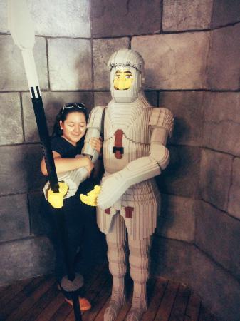 Legoland Malaysia : Lego Warrior
