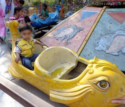 Children's Park: Fish Ride