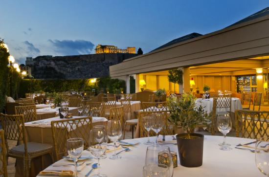 Acropolis Secret Bar Restaurant