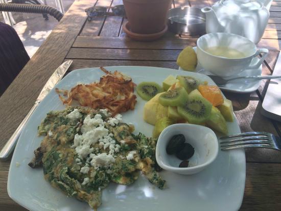 Cafe La Vie: Zorba breakfast