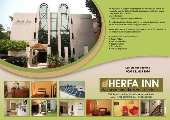 Herfa Inn: Hotel details