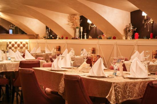Ресторан 12 стульев