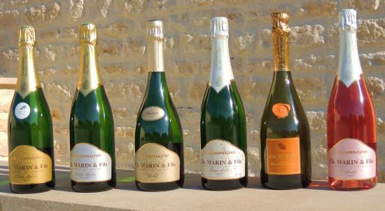 Champagne Marin & Fils