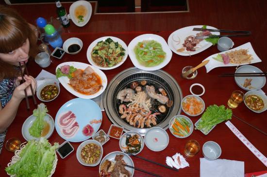 ALi Lang Korean Restaurant (WangJiang)