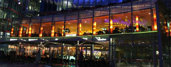 Corroboree Restaurant Cafe Bar