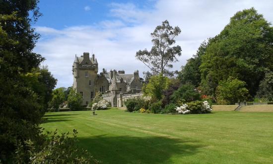 Castle Kennedy Gardens: Castle Kennedy