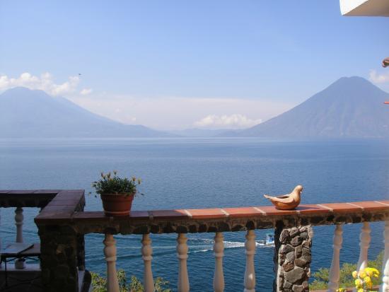 La Casa del Mundo Hotel: from our terrace