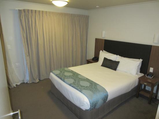 Bayswater, Nowa Zelandia: Master Bedroom