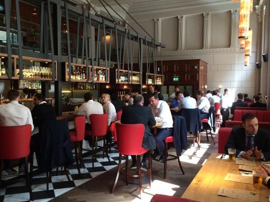 Southbank Restaurants London Halal