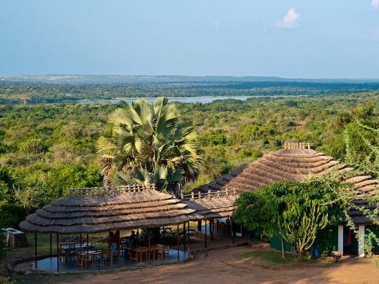 Red Chilli Rest Camp, Paraa: The Red Chilli Rest Camp, Murchison Falls
