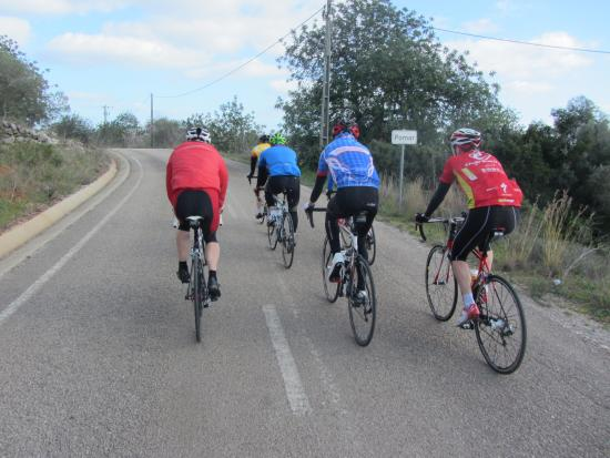 Algarve Bike Tours: Road bike tour