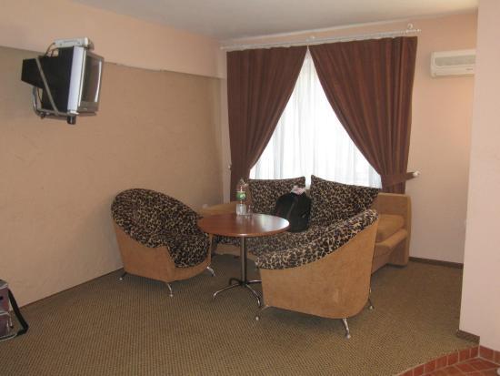 Hotel Magnat: Комната в номере