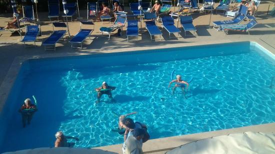 Hotel Terme Principe : piscina hotel principe