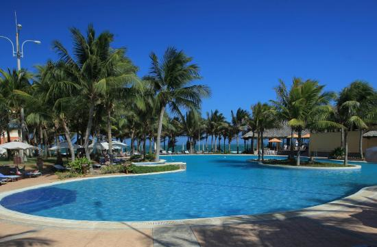 Pandanus Resort: Swimming Pool
