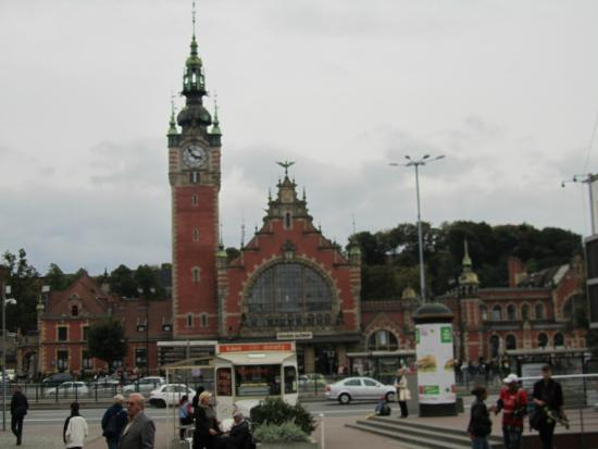 Gdansk Glowny Railway Station