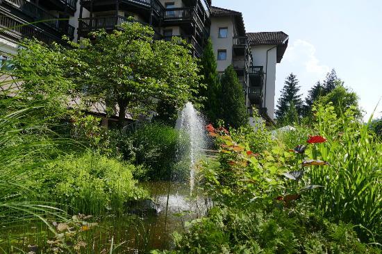 BEST WESTERN Hotel Bad Herrenalb: espace détente