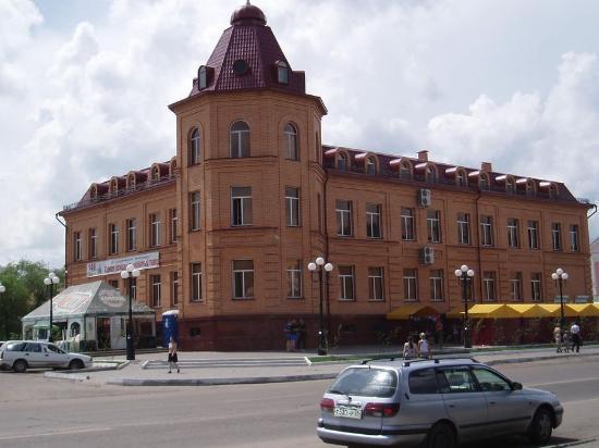 Belogorsk, Russia: Тц москва