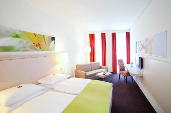 H+ Hotel München City Centre B&B: Zimmerbeispiel