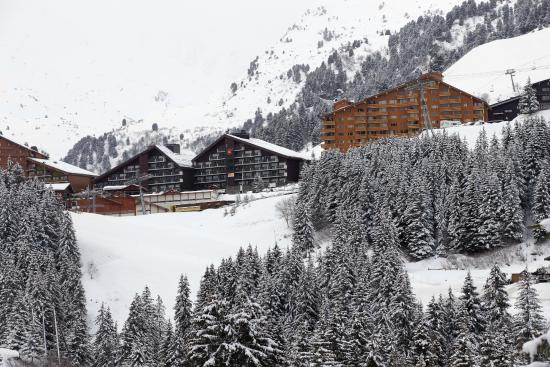 Photo of Residence Maeva Les Bleuets Meribel